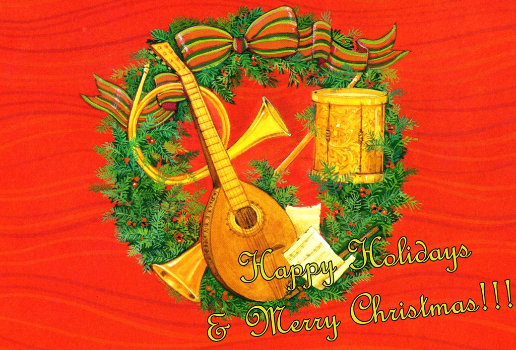 Happy Holidays & Merry Christmas to ALL my Friends Around the World!   Zis-N-Zat From Pastor Asher